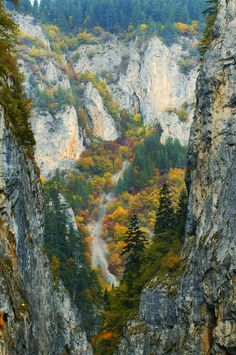 Trigrad Gorge in Rhodope Mountains, Bulgaria www.spadevin.com
