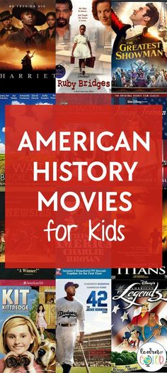 American History Movies for Kids