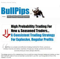 BullPips is a simple and effective trading method for Forex, precious metals, futures and other markets  www.forexreviews24.com/bullpips-forex/   www.guruagent.com/bullpips-trading-strategy.html/     #1 secret to trade like a professional fx trader online - Discover the tip to profitable forex trading now.  Check out www.fxsignalstrategies.com