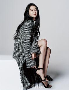 Seo Ye Ji - Harper's Bazaar Magazine November... - Korean Magazine Lovers