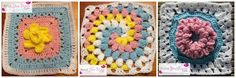 Knot Your Nana's Crochet: Granny Square CAL (week 15)
