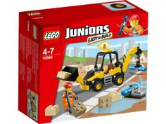 LEGO Juniors 10666: Digger: Amazon.co.uk: Toys & Games