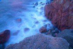 Roques i mar.(Explore 24/11/2013) by VaneAreArt, via Flickr