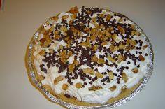 Sweet Tea and Cornbread: Kicked Up Caramel Pie!