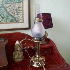 Online veilinghuis Catawiki: Handmade messing Steampunk lamp