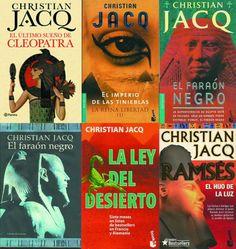 #TalDíaComoHoy de 1947(28abril)  nacía Christian Jacq y lo celebramos con esta selección de sus obras ➡http://bit.ly/1ShkJND