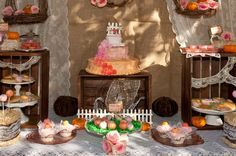 This Pumpkin and Roses First Birthday Party is the perfect fall theme.