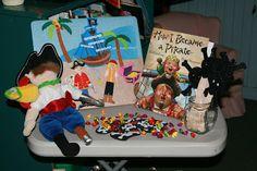 Nancy Nolan's Kindergarten: Pirate