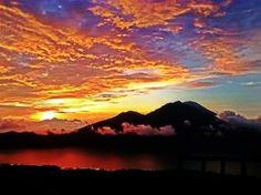 Bali sunrise on mt Batur 2