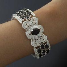 e5b7b3eb5dcaa Newbridge Silverware Greta Garbo Bracelet Silverware Jewelry