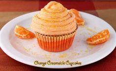 Summer Dessert Recipes, Easy Desserts, Delicious Desserts, Yummy Food, Dessert Ideas, Homemade Cupcake Recipes, Cupcake Flavors, Cupcake Cakes, Cup Cakes