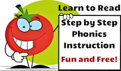 Free Phonics Instruction | Learn to Read Phonics Lessons | Readyteacher.com