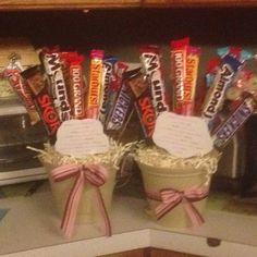 Teacher Appreciation  Candy Bouquets
