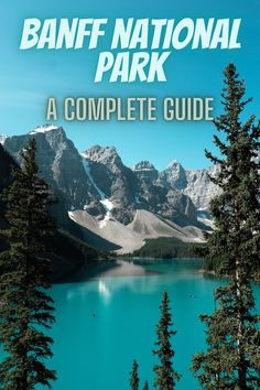 Here is a complete guide to Banff national park. Canada national parks l Canadian national parks Travel national parks l list of national parks l park idea l national parks list l national park camping #Banffnationalpark #nationalpark #Canadiannationalparks #Canadatravel Best National Parks Usa, National Park Camping, Banff National Park, Canada Travel, State Parks, Scenery, Vacation, Vacations, Landscape