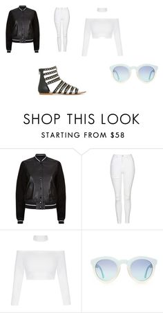 """Untitled #331"" by kpop247 on Polyvore featuring rag & bone and Topshop"