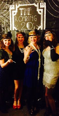 Roaring 20s Great Gatsby Party