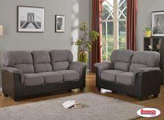 1009 Grey Living Room - Berrios te da más