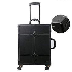 5a3716c4f Amazon.com.mx: Opciones de compra: KINYNE Maletín para Maquillaje Estuche  Cosmético Trolley con Luz LED // Mirror Artist Rolling Makeup Box Caja De  Tren ...