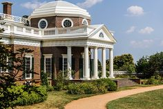 Thomas Jefferson's House Thomas Jefferson, Spaces, Mansions, House Styles, Photos, Home Decor, Mansion Houses, Pictures, Homemade Home Decor