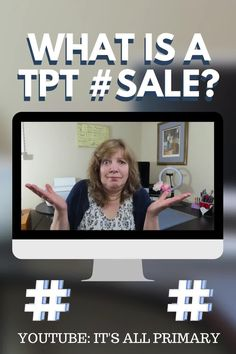 I recently participated in two hashtag sales? One for Teachers Pay Teachers and One for Boom Learning. What is a Teachers Pay Teachers Hashtag Sale? Great question! Let's answer it! Then you will know whether you want to join one.