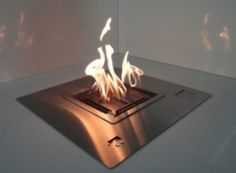 Ethanol Burners can virtually give you the look and feel of a Real Fireplace in any Room.