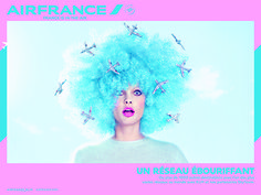 | Air France : « France Is In The Air » by BETC, 2014/2015 |