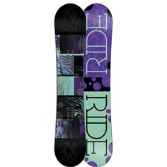 Ride Compact Snowboard - Women's 2012