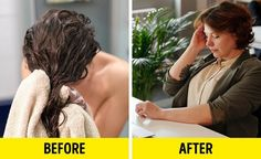 Việc dành thời gian để chăm sóc mái tóc của mình có lẽ cũng là một điều khó khăn. Tuy nhiên, với một bước làm sạch tóc đơn giản như gội đầu và làm khô tóc thì bạn nên dành một ít thời gian cho nó bởi nếu bạn gội đầu và ngủ khi tóc […] Bài viết Lí do không nên để tóc ướt khi đi ngủ đã xuất hiện đầu tiên vào ngày Blog Thuốc Việt. Dreadlocks, Hair Styles, Beauty, Hair Plait Styles, Hair Makeup, Hairdos, Haircut Styles, Dreads, Hair Cuts
