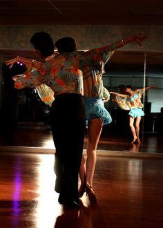 Samba- Ballroom Dance