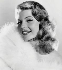meganmonroes:     Rita Hayworth in the 1940s.