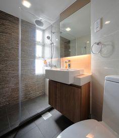 Modern Bath Design Ideas