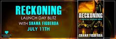Tome Tender: Shana Figueroa's Reckoning Launch Day Blitz & #Giv...
