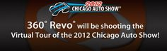 3D VIRTUAL TOUR CHICAGO AUTO SHOW    The interactive media company 360° Revo, in conjunction with the Chicago Automobile Trade Association, announced plans today to launch a web-based, interactive tour of the 2012 Chicago Auto Show for car enthusiasts world wide to experience.    http://3d-car-shows.com/2012/3d-virtual-tour-chicago-auto-show/