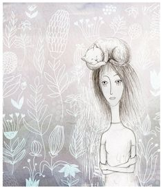 Blog of an Art Admirer: Russian Illustratior Elena Lishanskaya