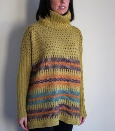 Yvonne is knitting this !!!!! Ravelry: Felted Tweed DK project gallery