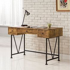 10 Of The Nicest Home Office Desks For Your Workspace - Housely