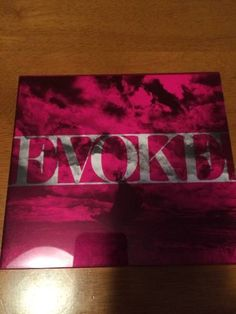lynch. EVOKE 初回限定生産盤_画像1