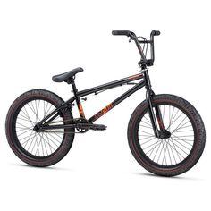 Mongoose Legion L40 20 Freestyle Bike - Black
