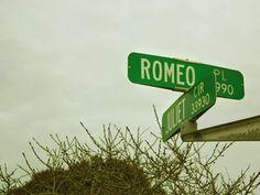 Cuando el amor está en cualquier esquina!
