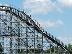 Everyone In Wisconsin Should Go To These 7 Epic Amusement Parks - 6. Mt. Olympus Water and Theme Park (Wisconsin Dells)
