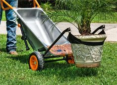 WORX Aerocart Wheelbarrow WG050