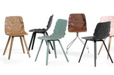 Dent Wood #Chair from @blastation #design by o4i @products4people