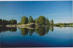 Picnic Island, Grundy Lake Provincial Park (Photo Credit:Bill Dykstra)