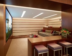 Home Theatre Design Ideas, Pictures, Remodel and Decor
