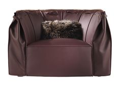 Roberto Cavalli Florence Armchair in Red #FurnitureDesign #KingsofChelsea #Fashion