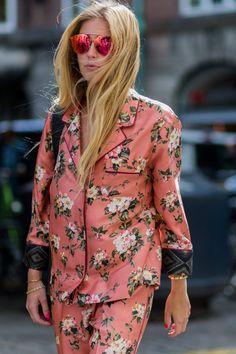X art blonde teen girl pink pajamas