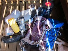 Base Backpacking Kit by The Gear Caster.  This is the foundation this backpacker will use on every trip they take this summer.   Check out both their list and comments on how each item did on their first test-run.