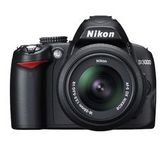 Love my Nikon D3000 camera! Taking quality pictures of my family and life is so much fun with a good camera!