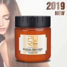 OUTERDO Hair Treatment Mask, Hair Mask Deep Conditioner Magical Keratin Hair Masque 5 Seconds to Restore Soft Hair, Deep Repair Hair Roots Professional Treatment of Dry or Damaged Hair 120 ML Hair Mask For Damaged Hair, Best Hair Mask, Damaged Hair Repair, Ice Hair, Deep Hair Conditioner, Hair Treatment Mask, Hair Treatments, Hair Masque, Hair Supplies