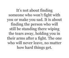 That's love :)